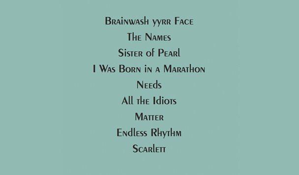 Baio – The Names [Album Review]