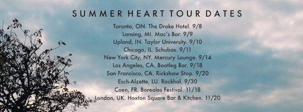 Summer Heart Tour - acid stag