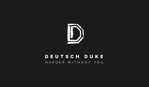 Deutsch Duke - Harder Without You - acid stag