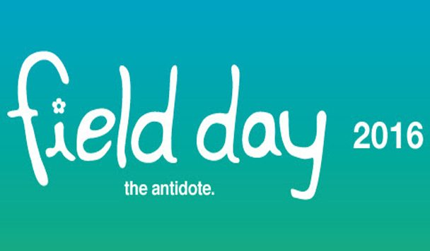 Field Day 2016 Line-Up Announce