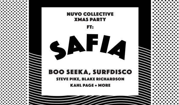 Sounds Like: Nuvo Xmas Party feat. SAFIA