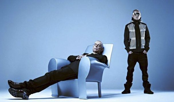 Pet Shop Boys - Inner Sanctum [New Single] - acid stag