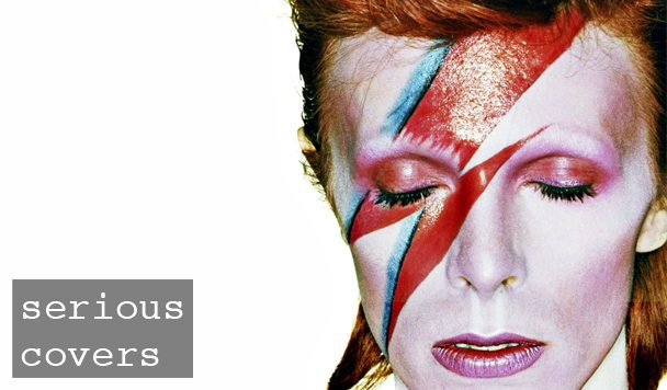 Serious Covers Vol 53 – David Bowie Tribute