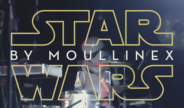Star Wars by Moullinex [Live Video]