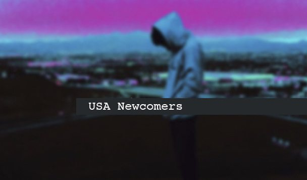 USA Newcomers- Half Waif, MRKI, Jawn Dane, Luxley & KILO - acid stag