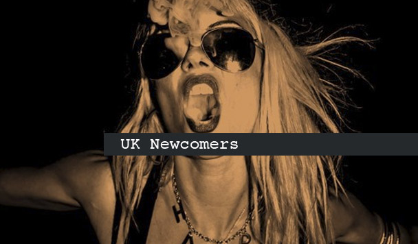 UK Newcomers: Ali Robertson, Cameron A G, TWEAKS, Mickey Lightfoot & Kileco