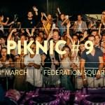 Piknik Elektronik Melbourne, March 13th  [Gig Review] - acid stag