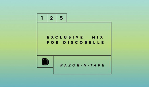 HUMP DAY MIX: Discobelle Mix #125 w/Razor-N-Tape