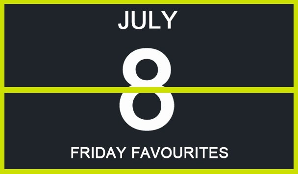 Friday Favourites, July 8 - acid stag