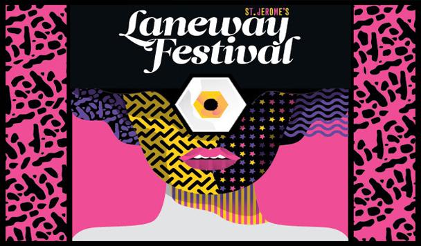Lineup Announcement for Laneway Festival 2017