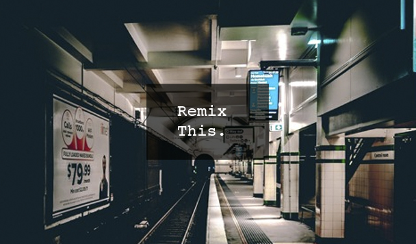 Remix This #58