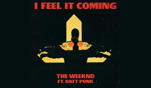 The Weeknd – 'I Feel It Coming' (ft. Daft Punk)
