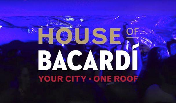Houseof BACARDI Summer Party Series
