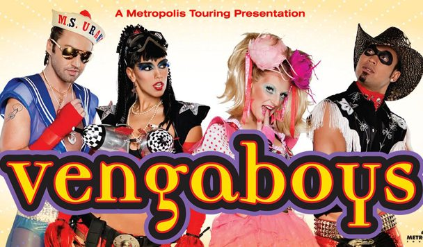 We Review Vengaboys at 170 Russell, Melbourne