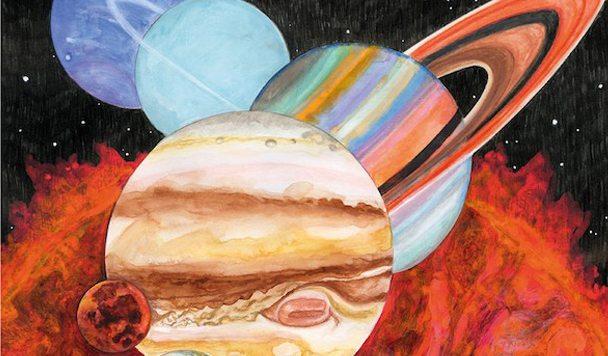 Sufjan Stevens, Bryce Dessner, Nico Muhly & James McAlister – 'Saturn'