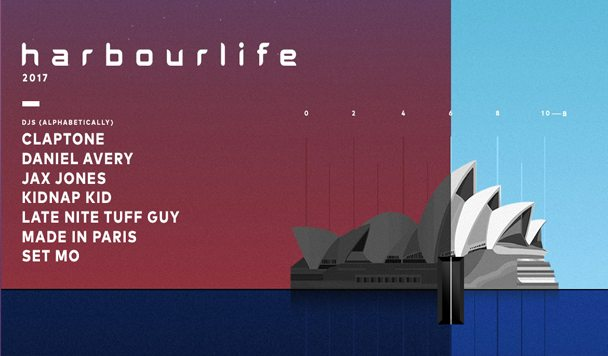 Harbourlife 2017 Lineup Announced