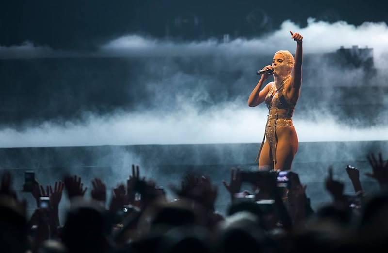 We Review Kehlani & Halsey at Margaret Court Arena, Melbourne