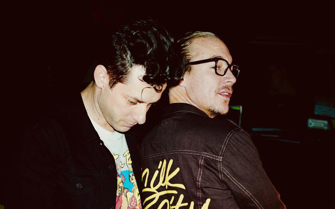 Silk City (aka Diplo & Mark Ronson) – 'Feel About You' (ft. Mapei)