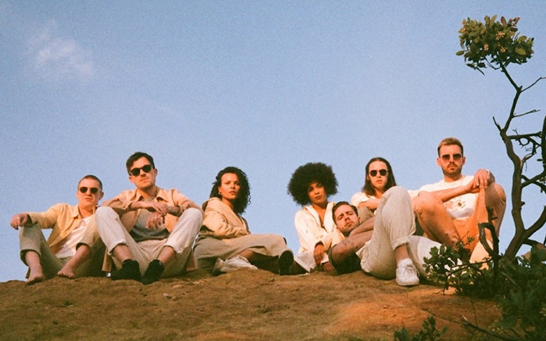 Interview with Jungle + new album & Aussie tour!