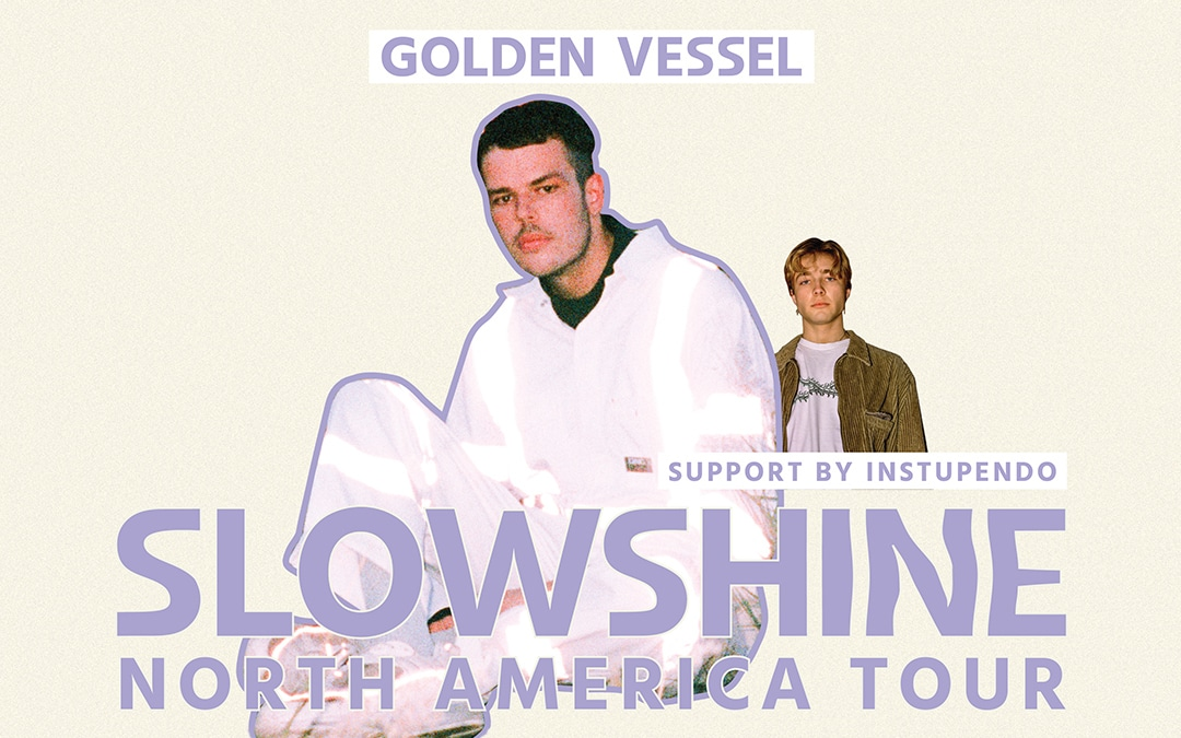 Golden Vessel Announces North American Tour!
