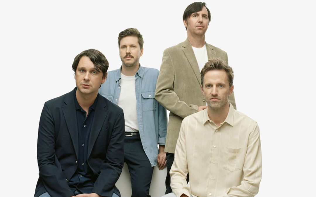 Cut Copy – 'Love Is All We Share'