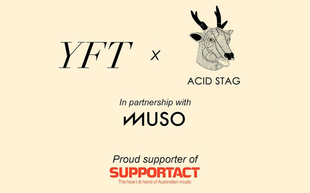 Your Favourite Team Announces Blog Support Initiative