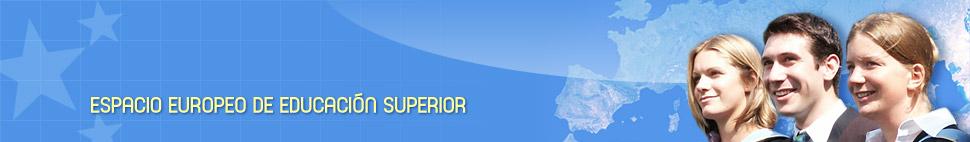 Imatge de la Web del Ministeri sobre el Pla Bolonya