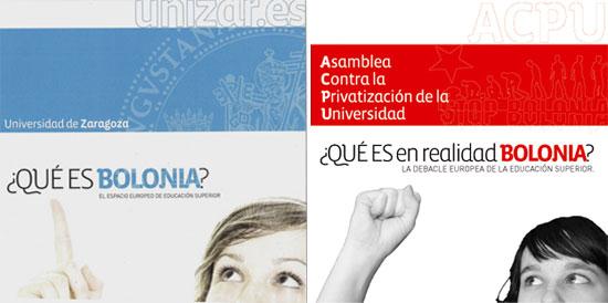 folletó Univ.Saragossa vs ACPU