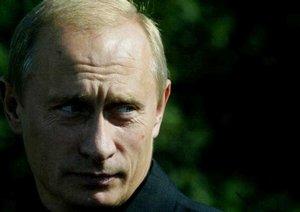 Putin'den geçmiş olsun