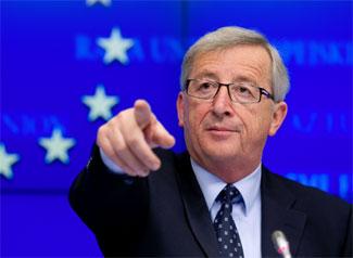 AB Komisyonu Başkanı Jean-Claude Juncker