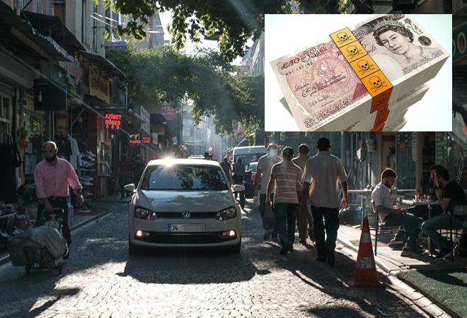 The Sunday Times İstanbul'daki insan kaçakçılığını yazdı
