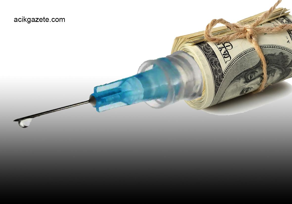 5,7 milyar aşının sadece yüzde 2'si Afrika'ya