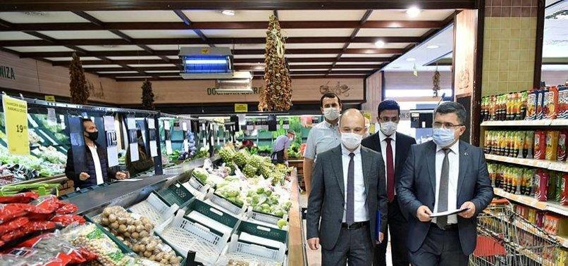 Bayram öncesinde gıda fiyatlarına yönelik saha denetimleri artırıldı