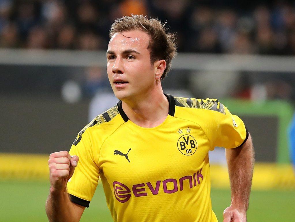 Alman futbol yıldızı Mario Götze takımını bırakıyor