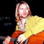 Kurt Cobain'in 'unplugged' gitarı rekor fiyata satıldı
