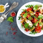 Sağlıklı ve dengeli bir öğün tabağı nasıl olmalı?