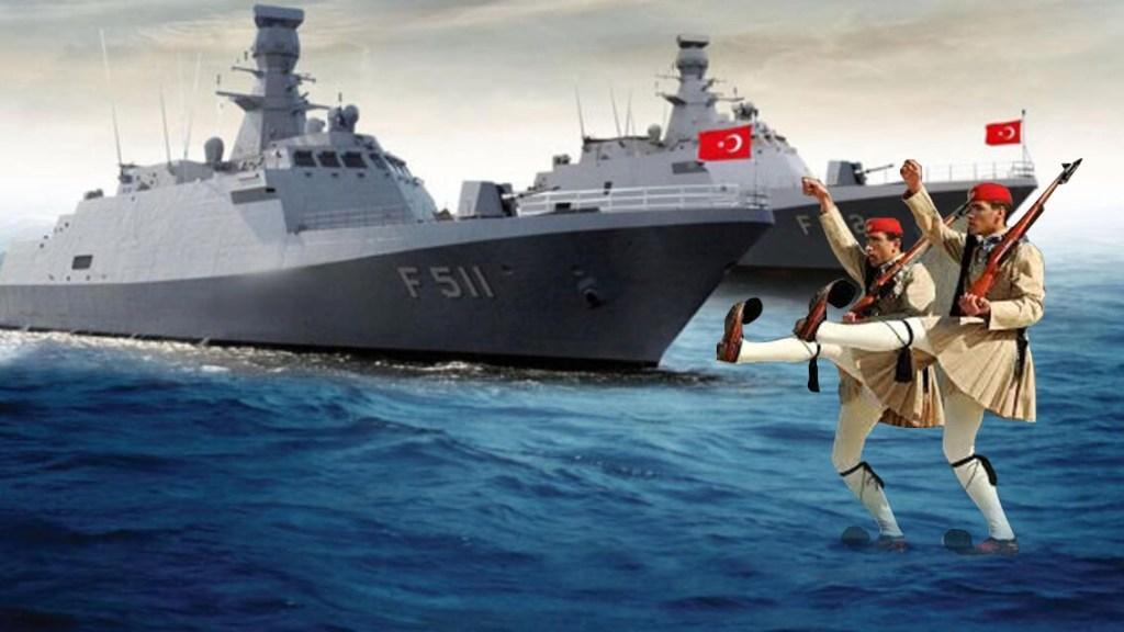 Batılı sahipleri Yunanistan'ı giydirip kuşatıp silahlandırıyorlar