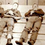 1890'da Oklahoma'da dehşet saçıp çizgi filme ilham veren Dalton'lar