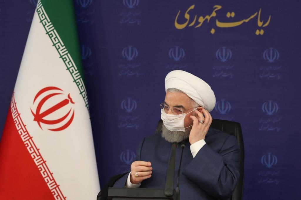 İran'da bürokrasi durdu!