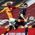 Galatasaray Başakşehir'i 3-0 mağlup etti!