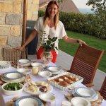Pınar Altuğ'un sofra polemiği!