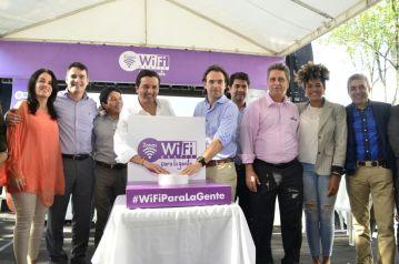 Medellín cuenta con 193 puntos con Internet gratis