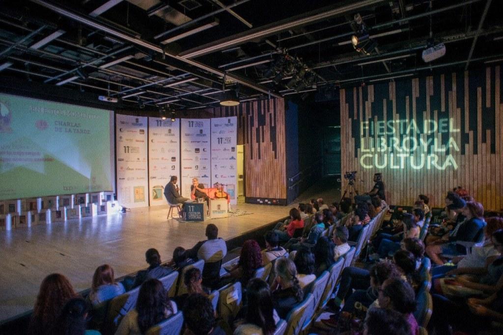 Fiesta del Libro en Medellín
