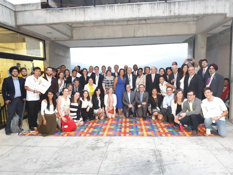 Organización de Estados Americanos OEA en Medellín