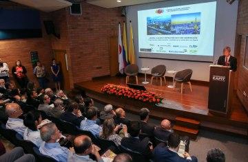 Nueva sede de la Cámara Colombo Japonesa de Comercio e Industria en Medellín