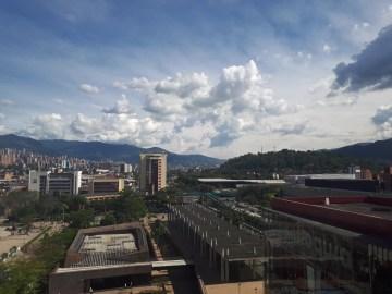 Calidad del Aire en Medellín