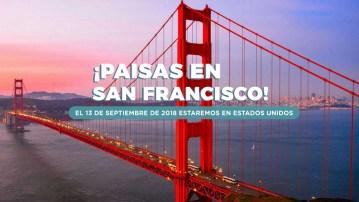 Red Sos Paisa en San Francisco