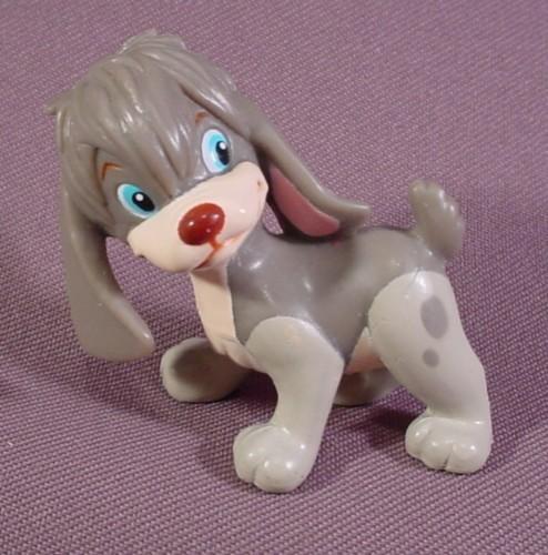 "Anastasia Pooka The Dog PVC Figure, 2"" Tall, 1997 Galoob ..."