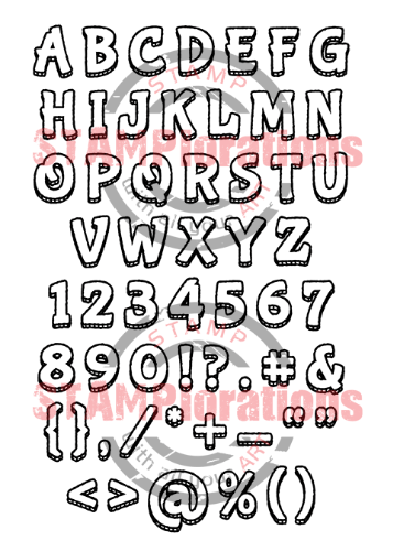 preview-SketchyAlphabet