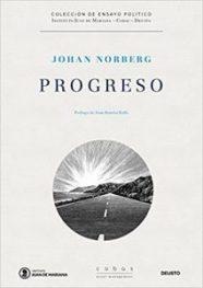 """Portada del libro """"Progreso"""""""